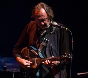Sings Like Hell - U.S. Elevator, Alan Kozlowski playing electric sitar 6/18/16 Lobero Theatre
