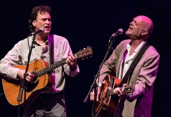 Peter Cooper and Eric Brace - Sings Like Hell 8/27/16 Lobero Theatre
