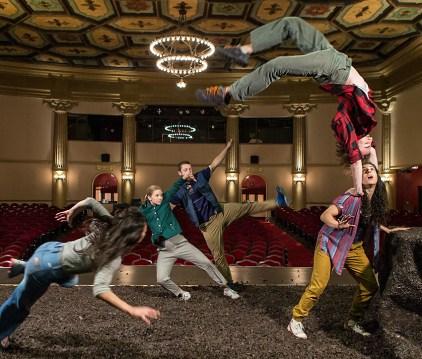 Vim Vigor Dance Company @ the Lobero Theatre 9/13/16 Santa Barbara, CA