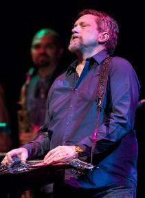 Dobro master Jerry Douglas at the Lobero Theatre 10/3/16