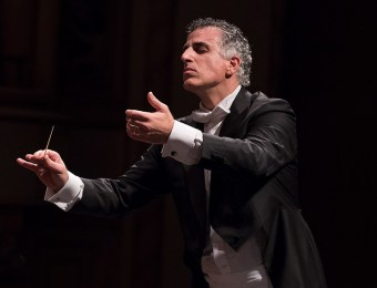 Nir Kabaretti conducts the Santa Barbara Symphony - Beethoven's 9th Symphony 10/15/16 Granada Theatre