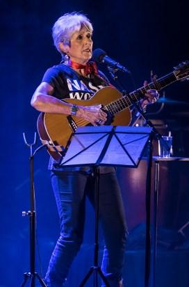 Joan Baez 75th Birthday Celebration concert - UCSB Arts & Lectures 11/3/16 Arlington Theatre