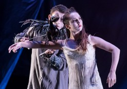"""""""Nevermore"""" by Christina McCarthy - UCSB Dept. of Theater & Dance """" Fall Dance Concert 11/30/16 Hatlen Theater"""