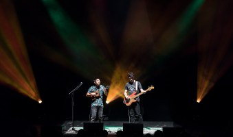 Jake Shimabukuru & Richard Glass - UCSB Arts & Lectures 12/1/16 Campbell Hall