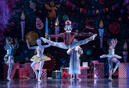 "State Street Ballet's ""Nutcracker"" 12/16/16 The Granada Theatre"