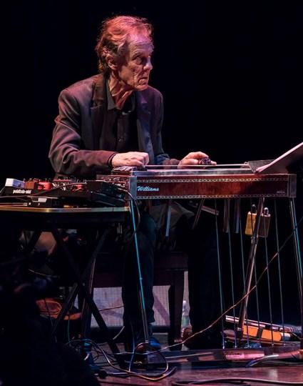Greg Leisz at the Lobero Theatre 11/28/16