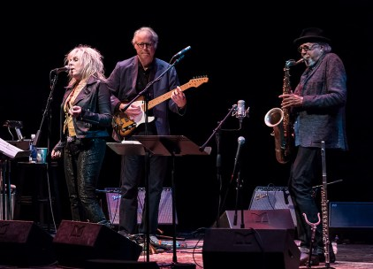 Lucinda Williams, Bill Frisell and Charles Lloyd 11/28/16 The Lobero Theatre