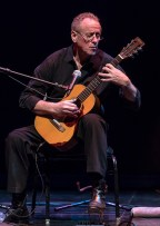 "William Ackerman - 30th Anniversary of Windham Hill's ""A Winter's Solstice"" 12/19/16 The Lobero Theatre"