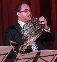 Martin Owen - Camerata Pacifica 1/20/17 Hahn Hall, Music Academy of the West