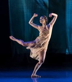 "Christopher Pilafian's ""Mystique"" - Santa Barbara Dance Theater 1/12/17 UCSB Hatlen Theater"