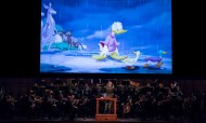 "Santa Barbara Symphony performing ""Fantasia"" - ""Pomp & Circumstance"" 1/29/127 the Granada Theatre"