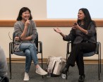 A Conversation with Maya Lin and Professor Swati Chattopadhyay - UCSB Arts & Lectures and UCSB History of Art & Architecture 1/31/17 IHC McCune Conference Center