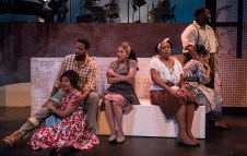 "Ensemble Theatre Company's production of ""Porgy and Bess"" 2/8/17 the New Vic Theatre"