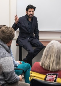 Dr. Siddhartha Mukherjee 2/23/17 UCSB Life Sciences 4301