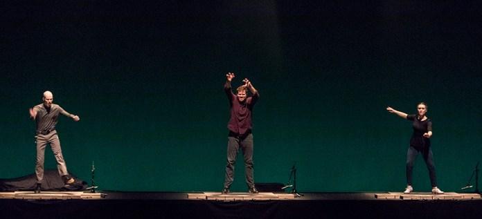 "Dorrance Dance - ""SOUNDspace"" - UCSB Arts & Lectures 2/8/17 The Granada Theatre"