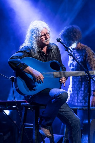 Arlo Guthrie at the Lobero Theatre 4/11/17