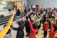 UCSB Arts & Lectures - Na Lei Huku I Ka Wekiu @ Isla Vista Elementary School 4/10/17