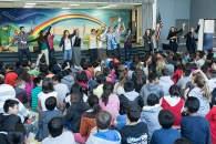 Teachers get their time to shine at Isla Vista elementary school 4/10/17