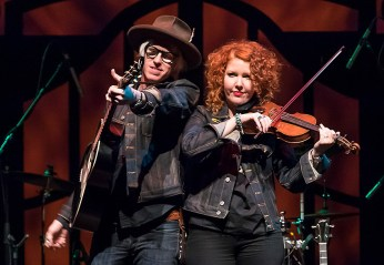 The Mastersons at Sings Like Hell 3/25/17 The Lobero Theatre