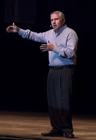 NY Times columnist Thomas L. Friedman - UCSB Arts & Lectures 4/20/17 The Arlington Theatre