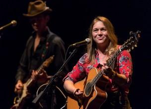 Crystal Bowersox performing at Lobero Live! 4/28/17 The Lobero Theatre