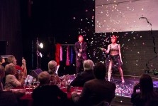 "Larry Keigwin & Nicole Wolcott doing ""Places Please"" - Santa Barbara Danceworks 4/25/17 The Lobero Theatre"