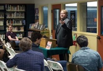 Author Luis Alberto Urrea and Santa Barbara High School students - UCSB Arts & Lectures 4/24/17