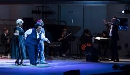 "Joelle Lamaar, Gwendolyn Brown, Julian Otis & ICE with Steven Schick, conductor - George Lewis's ""Afterword"" - The Ojai Music Festival 6/9/17"