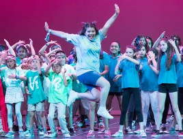"Santa Barbara Dance Institute ""Event-of-the-Year"" 5/21/17 The Marjorie Luke Theatre"