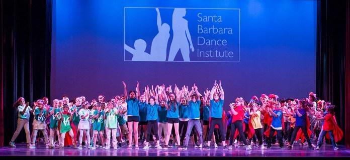 "Santa Barbara Dance Institute ""Event-of-the-Year""finale 5/21/17 The Marjorie Luke Theatre"