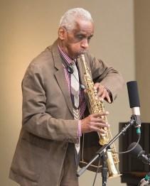 Roscoe Mitchell at the Ojai Music Festival 6/11/207