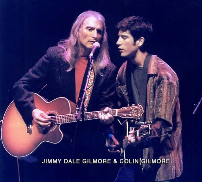 Jimmy Dale and Colin Gilmore - Sings Like Hell Series #7, Fall 2000 Lobero Theatre