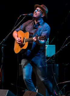 Singer-songwriter Bryan titus - Sins Like Hell 8/19/17 the Lobero Theatre