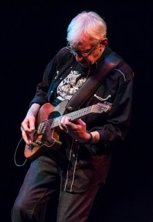 """Bill Kirchen - """"titan of the telecaster"""" - performing at Sings Like Hell 7/29/17 The Lobero Theatre"""