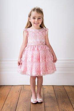 Stunning Blush Pink Flower Girl Dress Blush Pink Flower Girl Dress David Charles Childrens Wear Blush Pink Dress Navy Blush Pink Dress Shopping