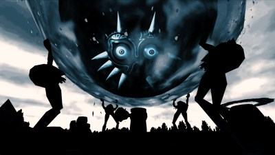 zelda majoras mask wallpaper | David Crew's Blog