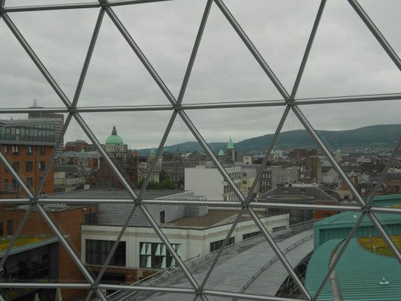 View from Victoria Square Dome
