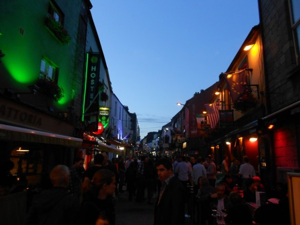 Galway-Nightlife