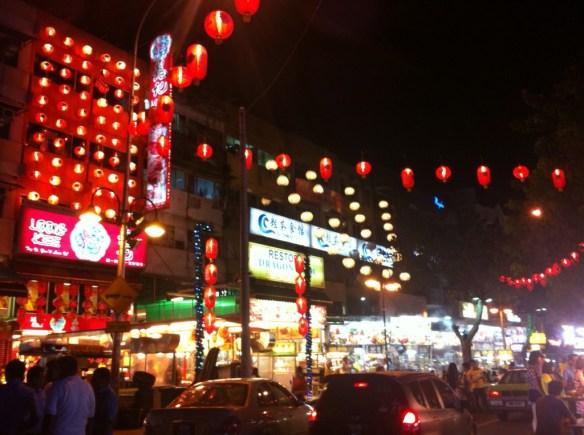 Night Market KL