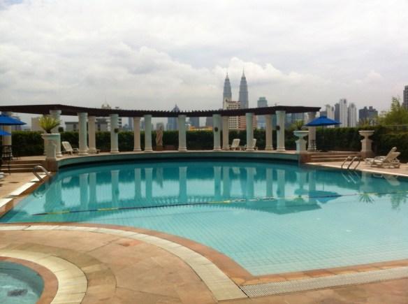 Sunway Putra Hotel Pool