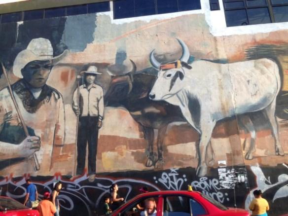 Cool San Jose graffiti