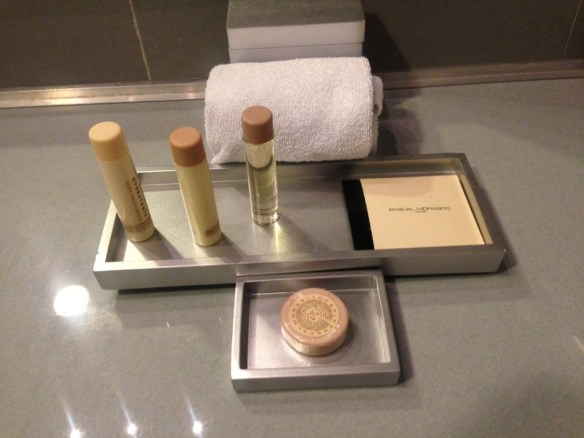Bath products.