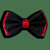 Silk Bow Tie - Men's Bow Ties | Davide Cristofaro - BLACK ...