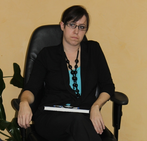 Ms Heidi Noble, Manager Facilitation. Photo courtesy David F Roberts