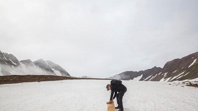 Taking a landscape for a walk (2015)
