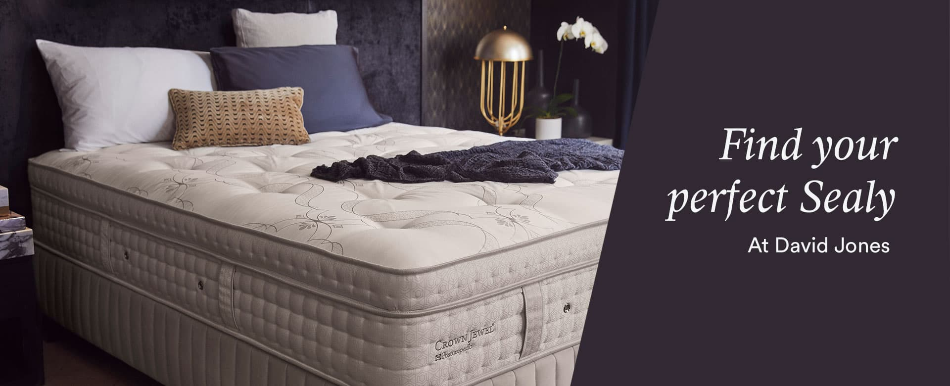 Single Mattress Brisbane Sealy Buy Sealy Beds Mattresses Online David Jones