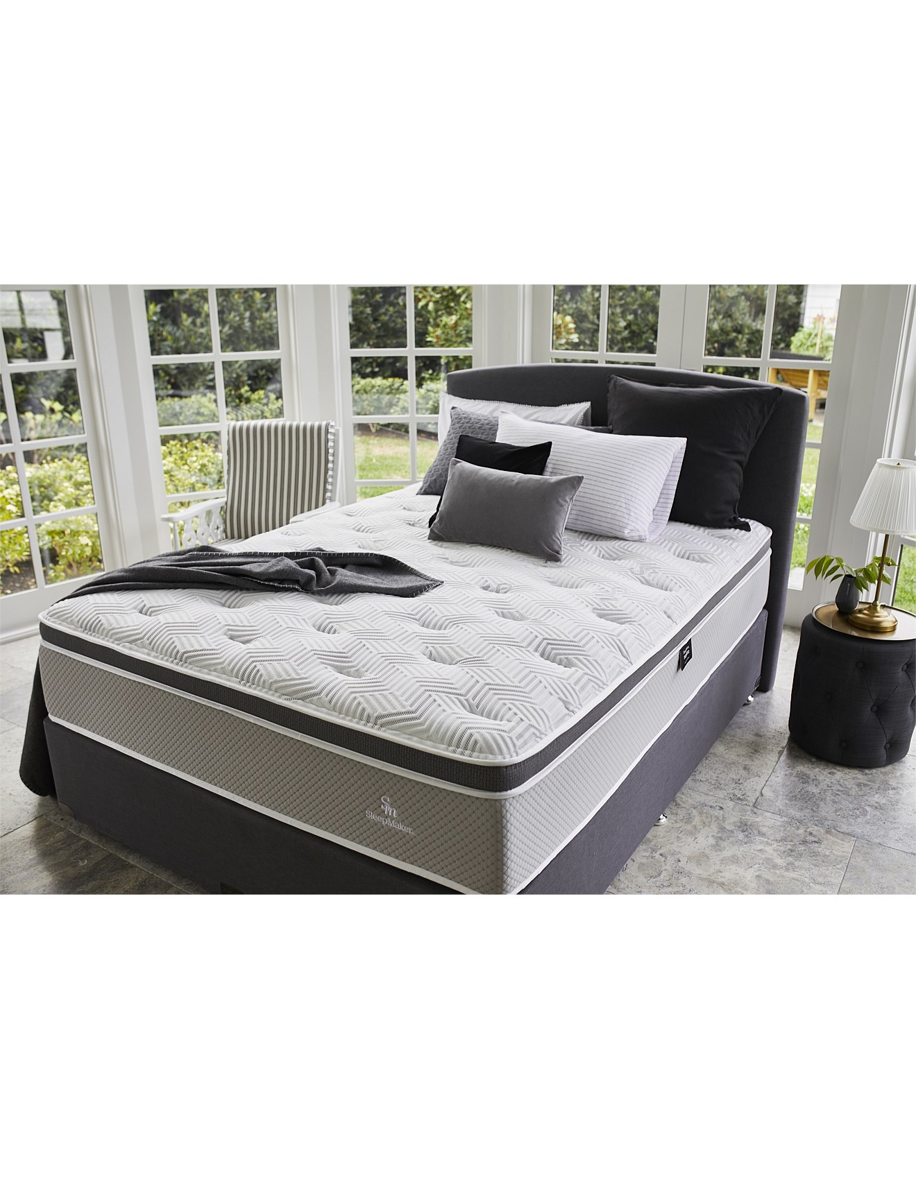 Long Single Bed Bed Heads Sancerre Medium Long Single Mattress