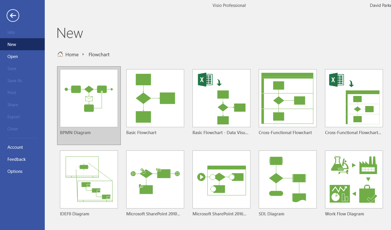 Visio Office Data Visualizer For Visio Pro For Office 365 Part 1 Bvisual