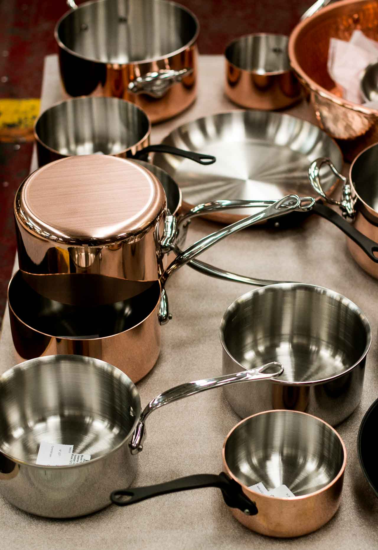 Etsy France Avis A Visit To Mauviel Copper Cookware Factory