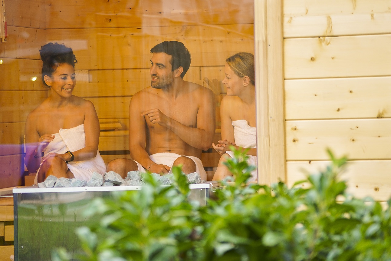 Tauchbecken Outdoor Spa In Bad Homburg | Sauna In Bad Homburg | David Lloyd Clubs